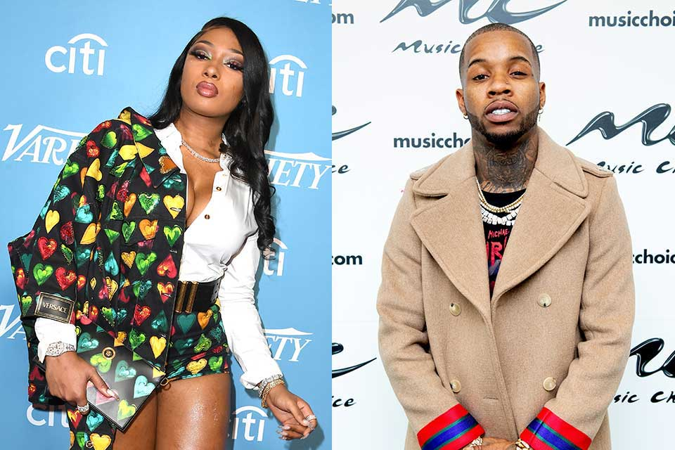 I Was Just Too Drunk Tory Lanez Allegedly Sent An Apology Text To Megan Thee Stallion After Shooting Dish Nation